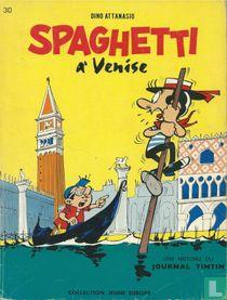 Spaghetti a Venice
