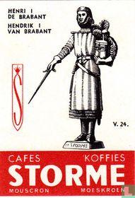 Hendrik I van Brabant
