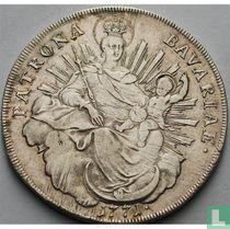 Beieren 1 thaler 1771