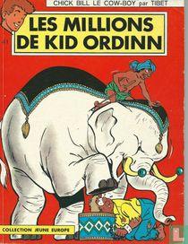 Les millions de Kid Ordinn