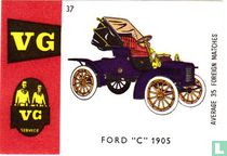 """Ford """"C"""" 1905"""