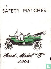 """Ford Model """"T"""" 1908"""
