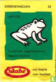 Kikvors