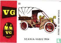 Scania-Vabis 1904