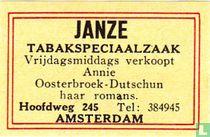 Janze Tabakspeciaalzaak