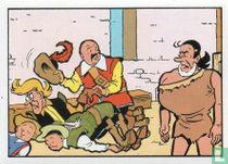Jerom - De dolle Musketiers