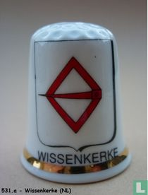 Wapen van Wissenkerke (NL)