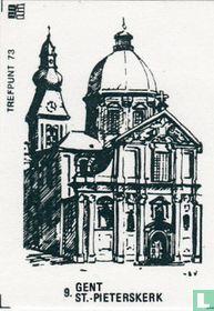 Gent St.-Pieterskerk