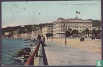 Napoli, Via Caracciolo e Grand Hotel
