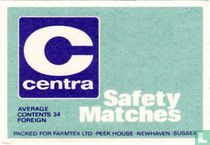 Centra Safety Matches