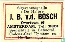 Sigarenmagazijn J. B. v.d. Bosch