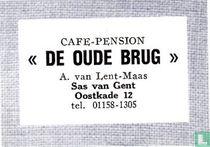 Cafe-Pension De Oude Brug
