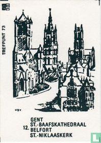 Gent St.-Baafskathedraal ...