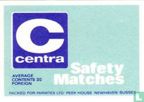 C Centra Safety Matches