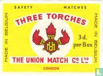 Three Torches