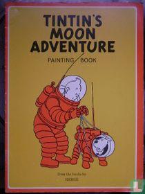 Tintin's Moon Adventure