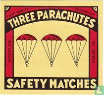 Three Parachutes