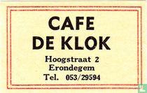 Cafe De Klok