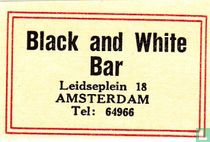 Black and White Bar