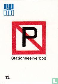 Stationneerverbod
