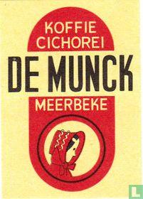 Koffie Cichorei De Munck