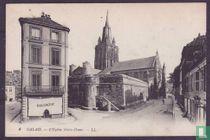 Calais, L´Eglise Notre-Dame