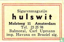 Sigarenmagazijn hulswit