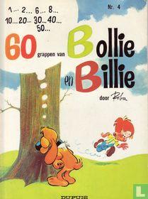 1... 2... 6... 8... 10... 20... 30... 40... 50... 60 grappen van Bollie en Billie