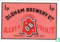 Oldham Brewery Ales & Stout