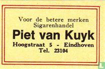 Sigarenhandel Piet van Kuyk