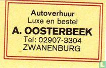 Autoverhuur A. Oosterbeek