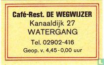 Café-Rest De Wegwijzer