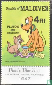 Disney: 50 years Pluto