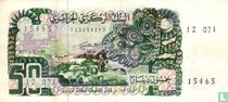Algerije 50 Dinars 1977
