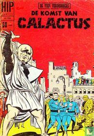 De komst van Calactus