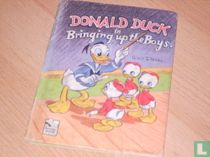 Donald Duck in Bringing up the boys