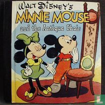 Minnie Mouse and the Antique Chair