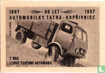 I B05 Lenky terénni automobil
