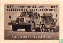 T 141 Tazny vuz na zatez 100t