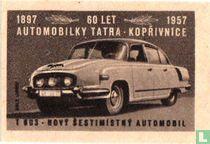 T 603 Hovy sestimistny automobil