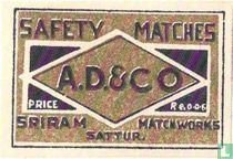 A.D.& Co