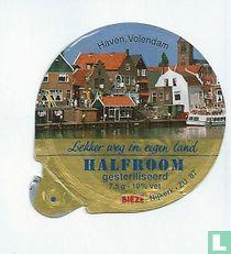 Lekker weg in eigen land - Haven Volendam