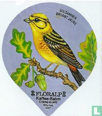 Vögel - Goldammer