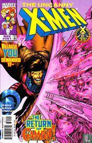 The Uncanny X-Men 361