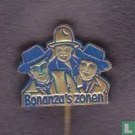 Bonanza's zonen [blauw]