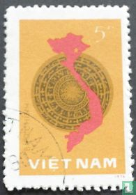 Map of Viet Nam