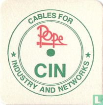 Cables for Pope Cin Industry and networks
