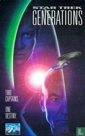 Star Trek Generations - Two Captains, one Destiny