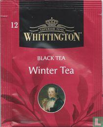 12 Winter Tea