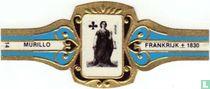 Frankrijk ± 1830